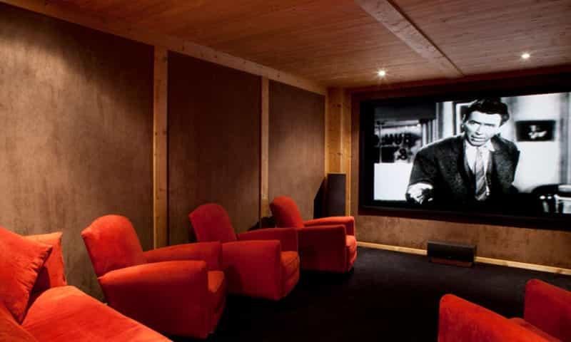 chalet-cinema-room