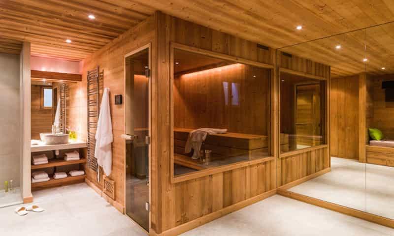 chalet-with-sauna