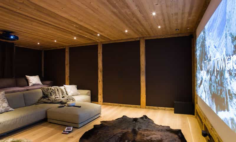 cinema-in-chamonix-chalet