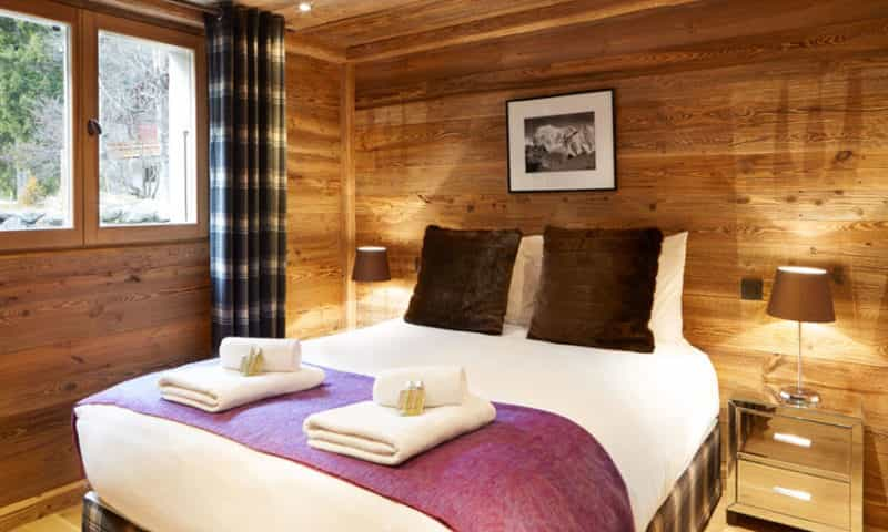double-bedroom-chamonix-chalet