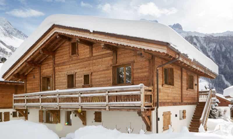 Marmotte Mountain Zenith (1) - Argentiere, Chamonix