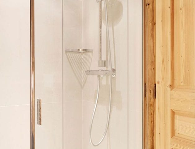 image of a shower
