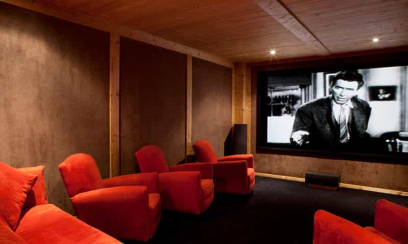 chalet-cinema-room