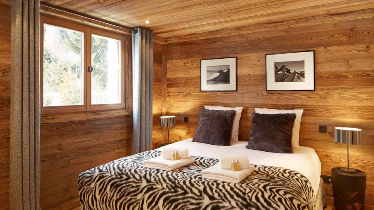 Argentiere Luxury Ski Chalets Chamonix Marmotte Mountain Zenith 1 # Meuble Tv Sky Blanc