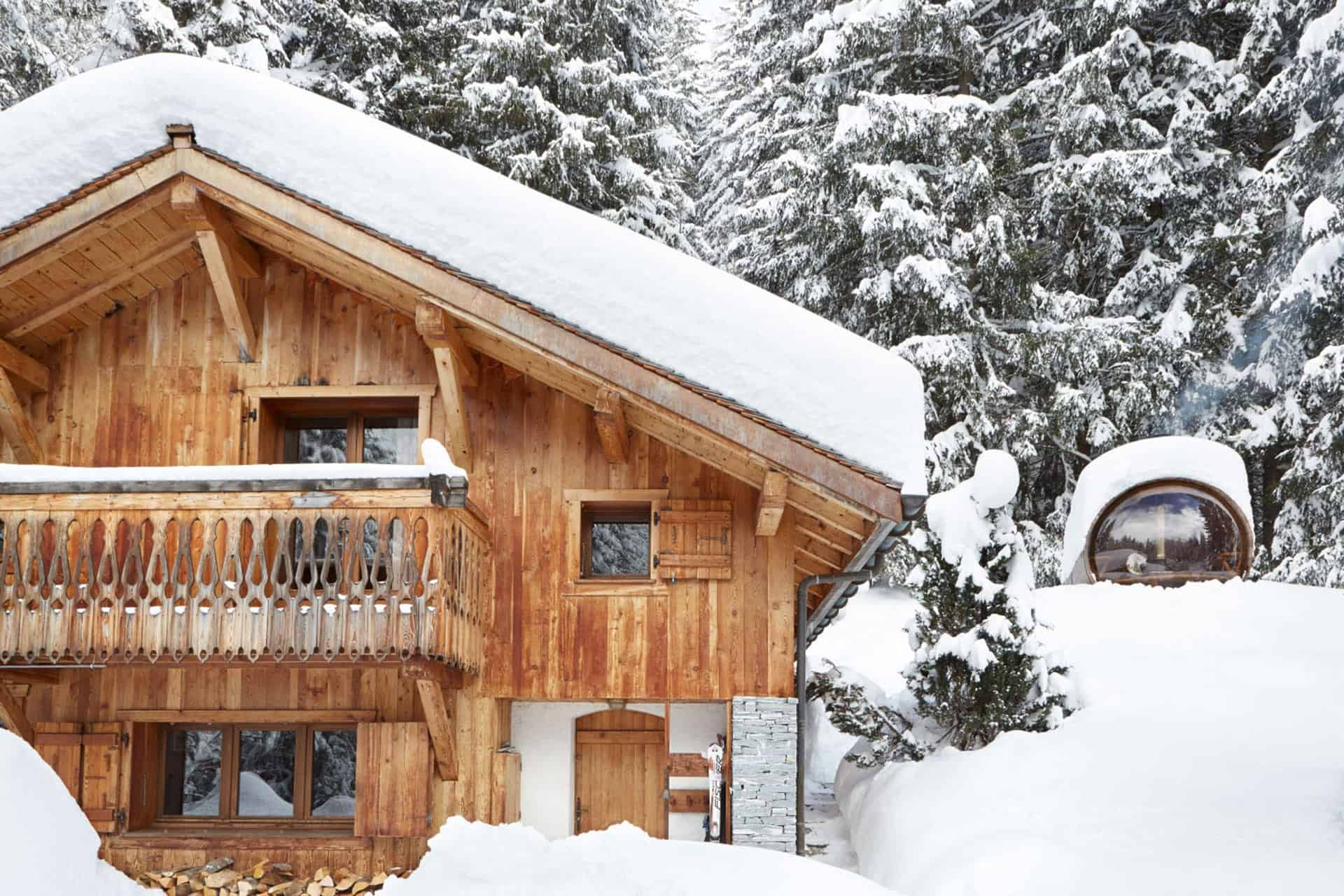 Chamonix Chalets Chamonix Luxury Ski Chalet Holidays