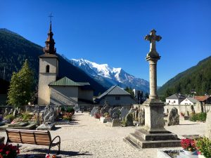 Image of Argentiere Village