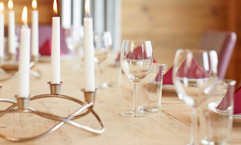 Luxury Dining in Zenith 2 Ski Chalet