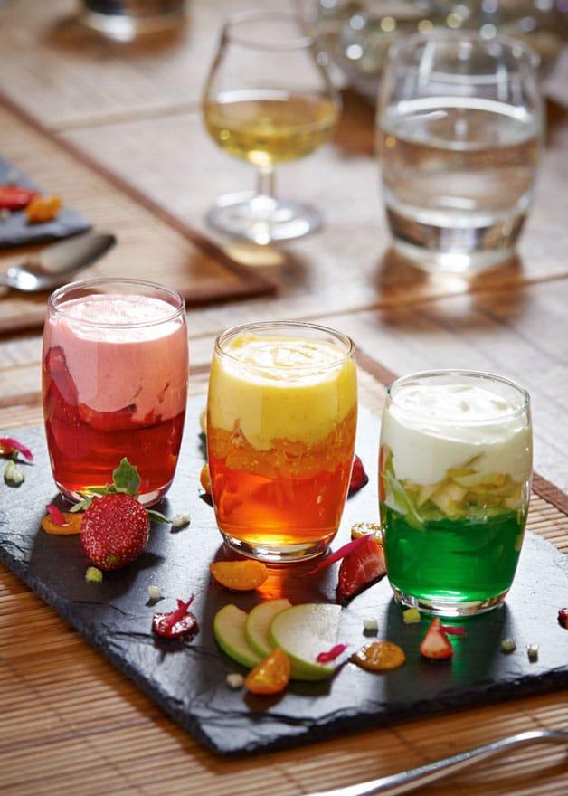 image of fruit desserts