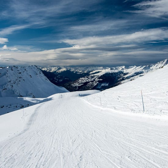 Image of a Ski Slope
