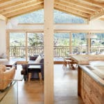 image of eco lodge, Marmotte Mountain Chalet