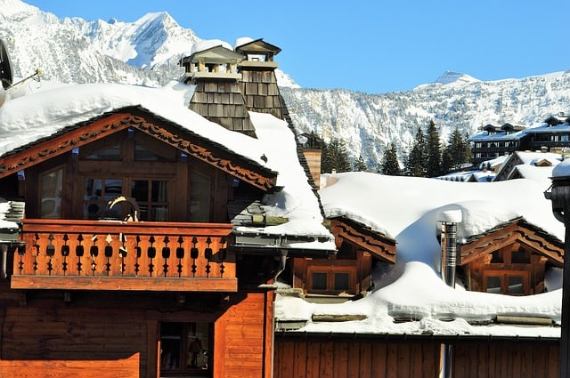 Image of a Ski Chalet