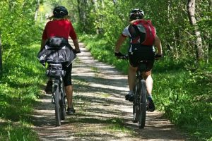 Image of Mountain Biking in Chamonix and Argentiere
