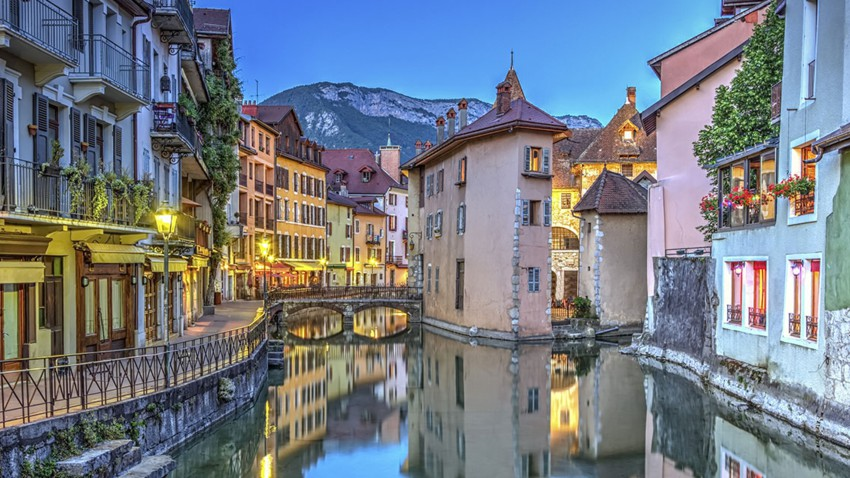 venice of the alps