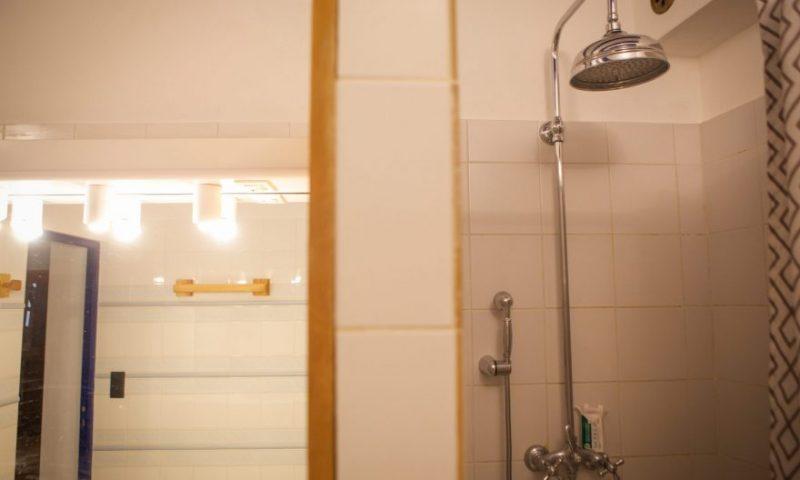 Bathroom - Upstairs (2) - shower