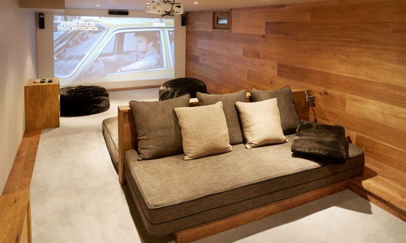 Luxury Home Cinema